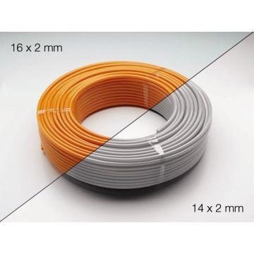 Schlüter Bekotec-Therm-HR vloerverwarmingsbuis 14 x 2 mm 200 m