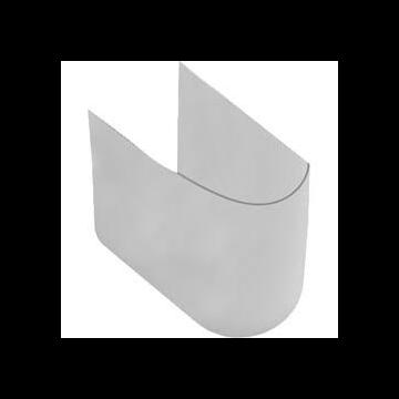 Villeroy & Boch O.novo sifonkap ceramicplus, wit alpin
