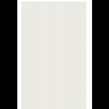 Sub 1717 keramische tegel 25x40 cm, wit glanzend