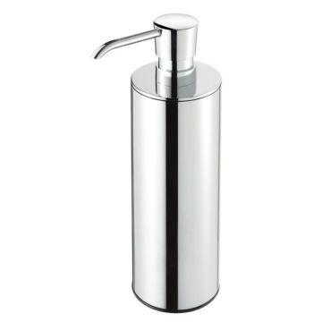 Geesa Nemox zeepdispenser vrijstaand 250 ml, chroom