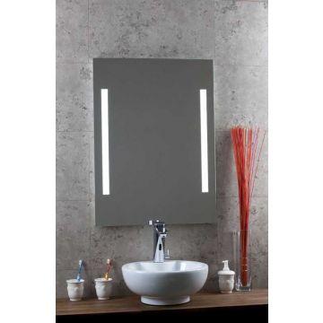 Sub 130 spiegel met LED-verlichting met sensor en verwarming 140x80 cm