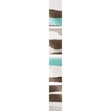 Atlas Concorde Dwell keramische tegel mix4 20x40 cm, prijs per stuk, turquoise