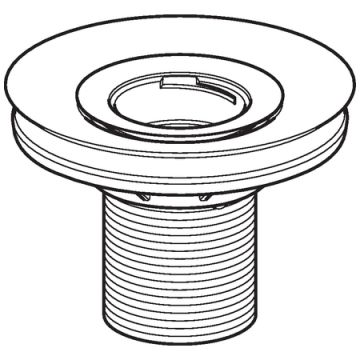 Geberit sifonadapter 103 voor urinoir