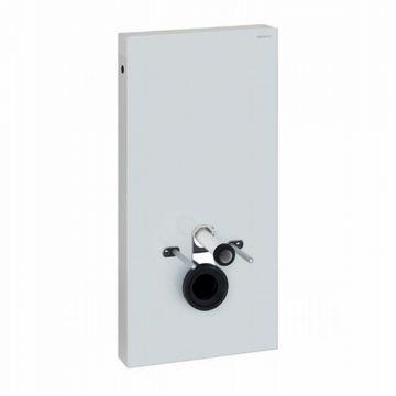 Geberit Monolith sanitairmodule voor hangend toilet 101x50x10,6 cm, wit