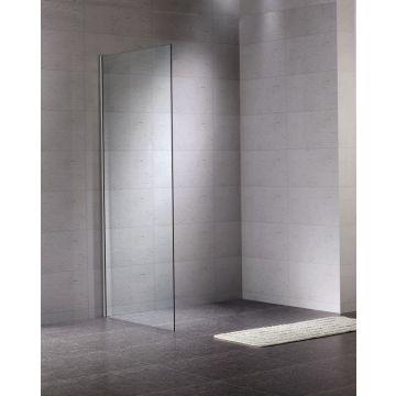 Sub 056 zijwand 50x200 cm voor walk-in, chroom-helder clean