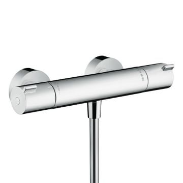 Hansgrohe Ecostat 1001CL opbouw douchethermostaat, chroom