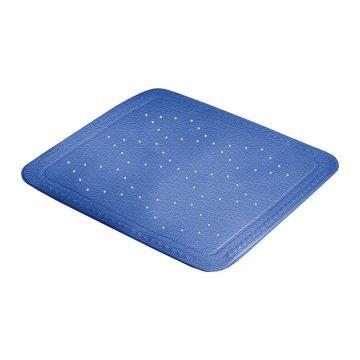 Kleine Wolke Arosa douchemat b55xd55 cm, blauw