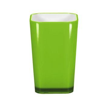 Kleine Wolke Easy tandenborstelbeker 7,2x11,1 cm, groen