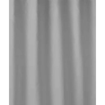 Kleine Wolke Kito douchegordijn b240xh180 cm, leisteen