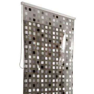 Kleine Wolke rolgordijn 128x240 cm, grijs