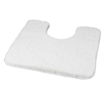 Kleine Wolke Relax toiletmat 55x55x3 cm, wit