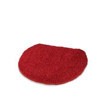 Kleine Wolke Relax toilethoes 47x50x2 cm, robijn rood