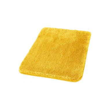 Kleine Wolke Relax badmat 70x120x3 cm, goudgeel