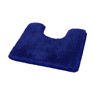 Kleine Wolke Relax toiletmat 55x55x3 cm, atlantisch blauw