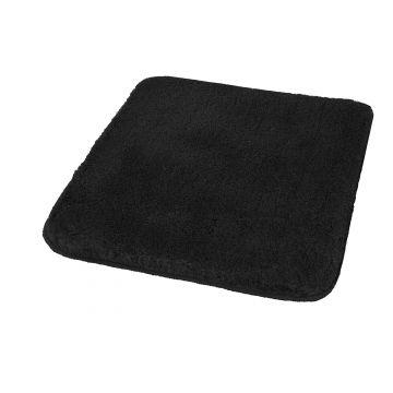 Kleine Wolke Relax badmat 55x65x3 cm, zwart