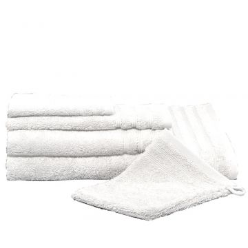 Kleine Wolke Royal handdoek 50x100 cm, sneeuwwit