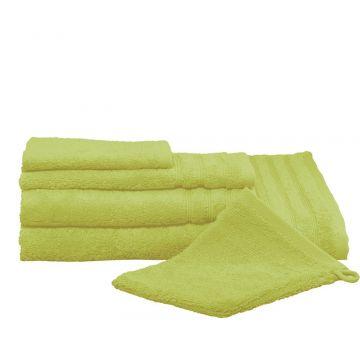 Kleine Wolke Royal badlaken 70x140 cm, groen