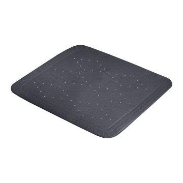 Kleine Wolke Arosa douche antislipmat 55x55 cm, antraciet
