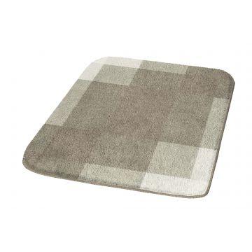 Kleine Wolke Mix badmat 70x120 cm, taupe