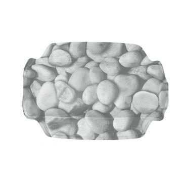 Kleine Wolke Stepstone neksteun 32x22 cm, grijs