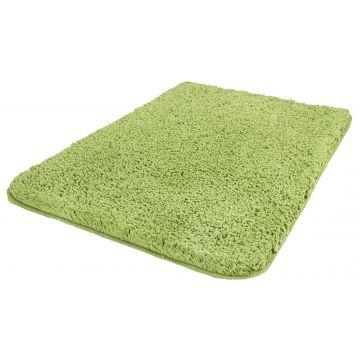 Kleine Wolke Trend badmat 60x90 cm, kiwigroen