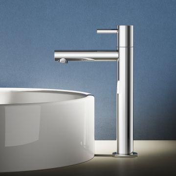 Hotbath Dude fonteinkraan hoog, chroom