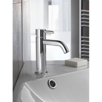 Hotbath Laddy 1-hendel fonteinkraan zonder waste 15 cm, chroom
