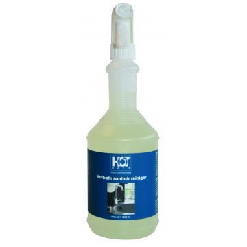 Hotbath sanitairreiniger, 1 fles, inhoud 1 liter