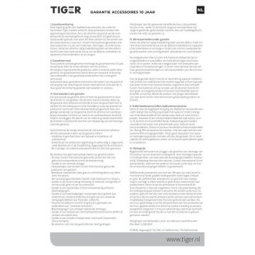 Tiger Items zeepdispenser 16 x 8 x 10,5 cm, chroom