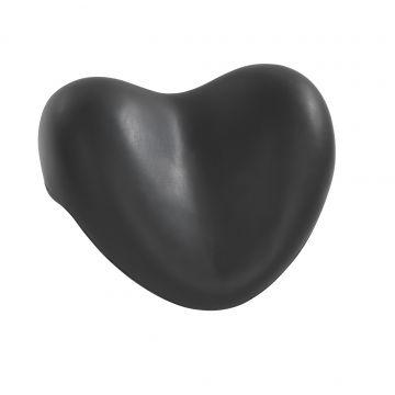 Wenko badkussen 5x15 cm, zwart