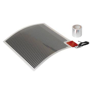 Plieger Heat spiegelverwarming 29x29 cm 28W