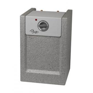 Plieger keukenboiler met koperen ketel, inhoud 10 liter, vermogen 2000 W, 12 mm-aansluiting