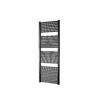 Plieger Palermo designradiator horizontaal 1702x600 mm 921 W, zwart grafiet (black graphite)