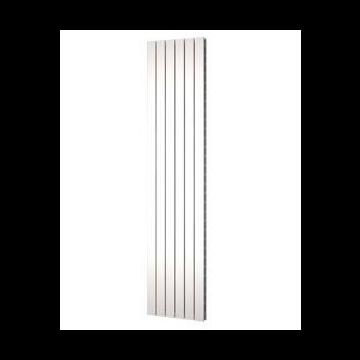 Plieger Cavallino Retto designradiator verticaal dubbel middenaansluiting 1800x450 mm 1162 W, wit