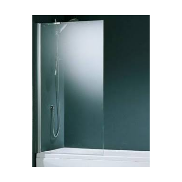 Novellini Aurora 5 badwand 1-delig 70x150 cm, wit/helder