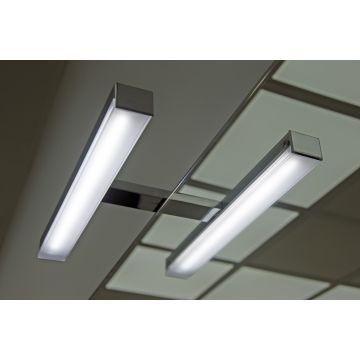 Sub 400 LED-verlichting 28 cm 6 Watt, chroom