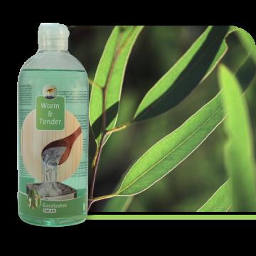 Warm & Tender saunageur Eucalyptus 500 ml