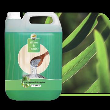 Warm & Tender saunageur Eucalyptus 5 liter