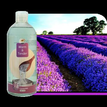 Warm & Tender saunageur Lavendel 500 ml