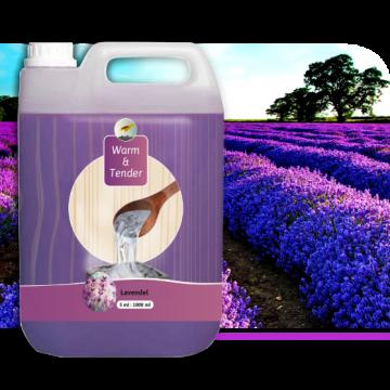 Warm & Tender saunageur Lavendel 5 liter