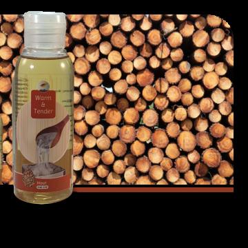 Warm & Tender saunageur Houtgeur 100 ml