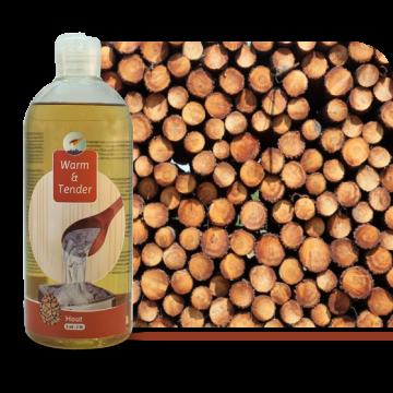 Warm & Tender saunageur Houtgeur 500 ml