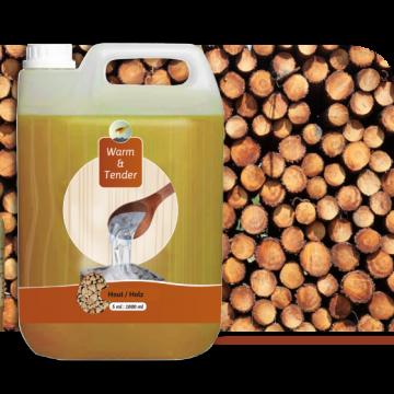Warm & Tender saunageur Houtgeur 5 liter