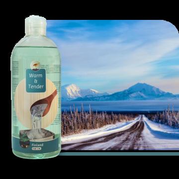 Warm & Tender saunageur Finland Fresh 500 ml