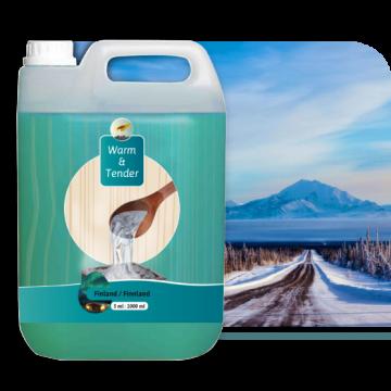 Warm & Tender saunageur Finland Fresh 5 liter