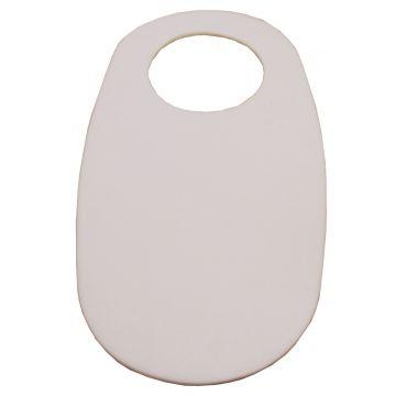 Wiesbaden isolatieset voor staand toilet, wit