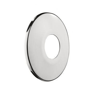 Sub chroom kraanrozet 3/8x10 mm