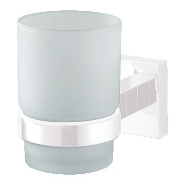 Haceka Pro2000 reserve glas, chroom