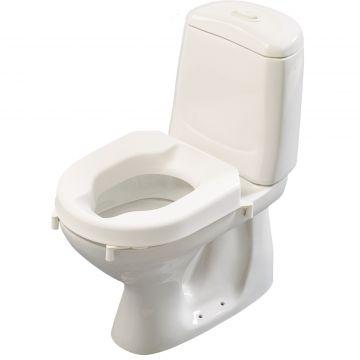 Etac Hi-Loo toiletverhoger met deksel 10 cm, max 150kg, wit