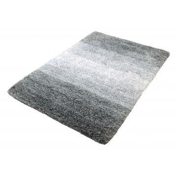 Kleine Wolke Oslo badmat 60x90x3 cm, platina